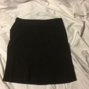 Black Skirt Size 7 Junior Great Condition